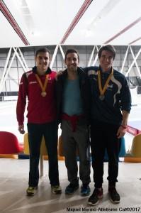 IKER, MIQUEL I JAIRO entrenador
